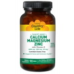 Calcium Magnesium Zinc with vitamin D-(90 tablets)